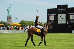 The fifth-annual Veuve Clicquot Polo Classic (John P. Davis Collection) Tags: ralphlauren veuveclicquot michelledavis nachofigueras colletebaron
