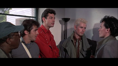 Meeting of the Minds (Zombie Normal) Tags: movie newjersey screenshot screengrab 1984 screencapture netflix jeffgoldblum renonevada peterweller lewissmith billhenderson perfecttommy pepeserna acrossthe8thdimension adventuresofbuckaroobanzai casperlindley
