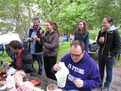 IMG_0264 (Stefan Weidt) Tags: bbq barbecue loch lochlomand labdayout