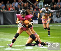 Lingerie Football Malfunctions