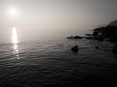 001360 - Morning (Ian Lid) Tags: morning sea bw mer white black landscape photography photo noir paysage blanc matin operqule