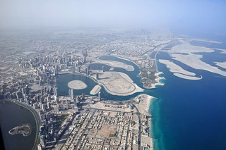 Approach Dubai International Airport.