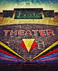 Theater (Jamie Smed) Tags: canon eos rebel dslr app 2012 500d handyphoto teamcanon t1i iphoneedit snapseed jamiesmed