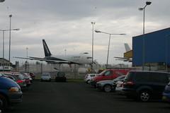 Star Air B767 BFS (Dublinspotter) Tags: london united belfast terminal virgin airbus a380 boeing qantas 717 britishairways 777 tam airnewzealand 747 a330 757 lhr a340 767 737 a320 727 elal a321 bmi 787 staralliance teminal londonheathrowairport starair eidvi a318a319