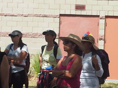 More of our group (Anika Malone) Tags: walking losangeles tour bigparadela bigparadela2012