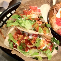 Two Tacos @ Qdoba Mexican Grill (Greg Fellin) Tags: qdobamexicangrill twotacos foodspotting foodspotting:place=129963 foodspotting:review=1758079