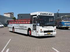 Bergerhof cabriobus 4599 Helmond NBr (Arthur-A) Tags: bus netherlands buses nederland autobus daf ehad bussen denoudsten bergerhof cabriobus