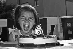 Sweet six (greatkithain) Tags: birthday bw byn familia flickr pentax retrato mayo kr cumpleaos 2012 jimena portratir dzoom flickrstars flickraward pentaxlife pentaxians bestofbw flickrestrellas pentaxart mygearandme ringexcellence smcpentaxda35mmf24al