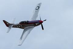 P-51 (benkuhns) Tags: aircraft jets hill performance airshow f16 planes f22 thunderbirds redbull mig 2012 p51 hillafb hillairforcebase hafb fj4 benkuhns warriorsoverwasatch2012