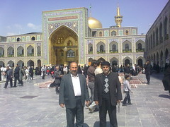 20120210074 (majidcha) Tags: reza mashhad  emam    ziyarat
