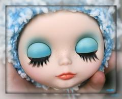 Rosalie's eyelids :)