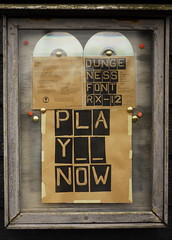 Digital FONT CD - Now available.. (Bruners) Tags: digital open paddy cd hamilton font dungeness studios now availablefont