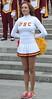 Img284883nx2 (veryamateurish) Tags: london trafalgarsquare cheerleaders band usc universityofsoutherncalifornia girl woman miniskirt