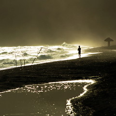 light desert (Vasilis Amir) Tags: sea sunlight beach water sunrise square landscape  mygearandmediamond vasilisamir