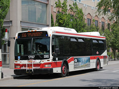 Toronto Transit Commission #1797 (vb5215's Transportation Gallery) Tags: toronto ttc transit orion ng commission 2009 vii hev