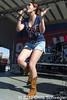 Katie Armiger @ WYCD Downtown Hoedown 2012, Comerica Park, Detroit, MI - 06-09-12