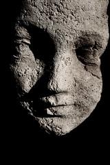 (Malte Kutz) Tags: portrait face stone canon eos gesicht made aus stein malte kutz flickraward 1000d