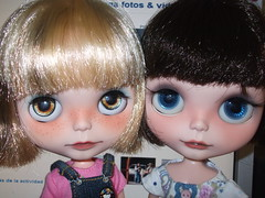 Mis chicas LITLLE MISS NO NAME