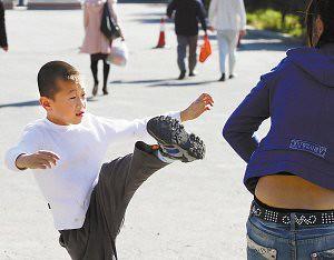 中国孩子如何与日本孩子竞争?