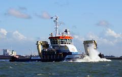 ZWERVER III (kees torn) Tags: offshore nieuwewaterweg portofrotterdam zwerveriii