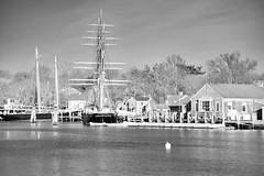 Mystic Monotone ll (imben2images) Tags: boats island nikon ships ct mystic mysticseaport d610 imben2images