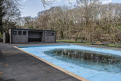 Nostalgic Pushead (thenickyroberts) Tags: southwales wales empty swimmingpool pontypridd paddlingpool valleys rct ynysybwl