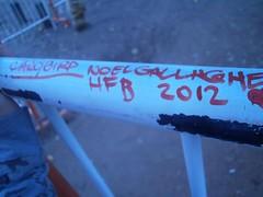 Noel Gallagher High Flying Birds (carolinacenóz) Tags: music argentina concert buenosaires kodak gig recital oasis musica easyshare noelgallagher geba c813 kodakeasysharec813 nghfb