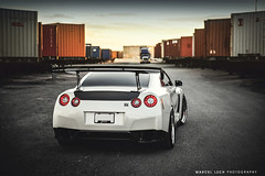 Jotech R35 GT-R Black Edition (Marcel Lech) Tags: vortex canada motion vancouver photography marcel nissan top interior strasse secret wheels wing modified kit carbon motorsports forged cf exhaust gtr lech tuned r35 doluck jotech