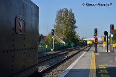 4 and 079 at Hazelhatch and Celbridge, 16/5/16 (hurricanemk1c) Tags: irish train gm 4 rail railway trains hatch railways irishrail generalmotors 264 2016 number4 emd 071 079 iarnrd ireann rpsi iarnrdireann wtclass railwaypreservationsocietyofireland hazelhatchandcelbridge