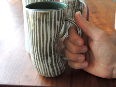 Mia Kunyo Beer Steins (Mia Kunyo) Tags: white game cup beer coffee modern ceramics day handmade rustic clay gift mia mug etsy viking stein porcelain fathers thrones tankard dayg kunyo