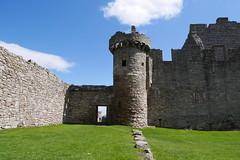 P9980609 (Patricia Cuni) Tags: castle scotland edinburgh escocia edimburgo castillo craigmillar