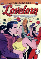 Lovelorn 22 (Michael Vance1) Tags: woman man art love comics artist marriage romance lovers dating comicbooks relationships cartoonist anthology silverage