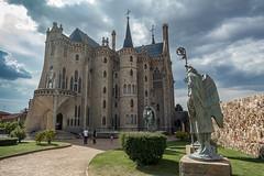 Palacio Episcopal de Astorga (Moncoll) Tags: len astorga