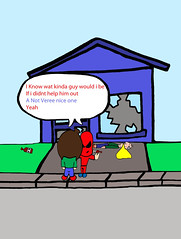As We Walk - Supa Pewee Kids - Poster - Comic Book Pages Mason Valentine & B-Pop SPWK American Cartoon Kids Story Art Illustration Kodomo Real Classic Hip Hop Rap Rock Pop Dance Electronic Music Scene Funk Techno LP Wax Spin DJ EP Record Sales The Write L (tedlawrey1) Tags: world chile auto camera new york nyc pink school boy red sculpture usa pet moon chicago blur bus classic feet pee girl hat silhouette japan metal kids writing paper fun japanese evening waterfall costume rocks paint pretty gun comic dino lego boots cosplay cartoon bad tshirt australia super gloves fantasy stuff convention superhero animation lil cape wee skater boeing cosplayer skateboards fandom weapons deformed 6d manhua bpop