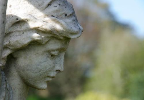 Bath - Lansdown Cemetery detail