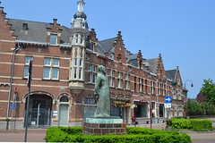 Amerstraat-Bogaardenstraat, Aarschot (Erf-goed.be) Tags: stadsgezicht amerstraat bogaardenstraat aarschot archeonet geotagged geo:lon=48372 geo:lat=509864 vlaamsbrabant