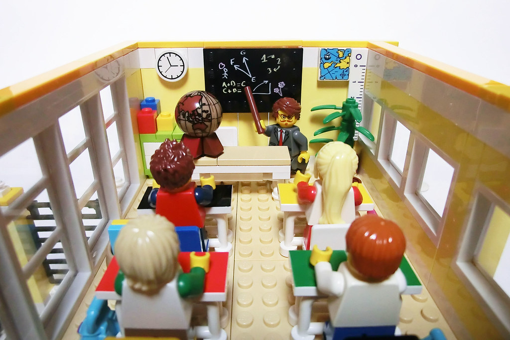 The World's Best Photos of classroom and lego - Flickr Hive Mind