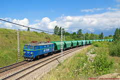 PS ET22-1000 , Pn 55115 , Gnovce , 27.06.2014 (Michal350) Tags: psz et22 ganovce byk prva slovenska zeleznicna