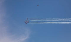 Royal Canadian Air Force Fly Over (Noe Todorovich) Tags: sky canada dc flight planes airforce flyover rcaf