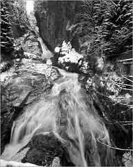 2 (Yuriy Sanin) Tags: trees blackandwhite rock austria waterfall shanghai sanin  yuriy     badhoffgastein congo9068