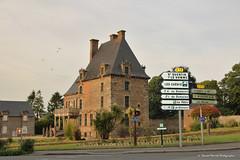 Chteau de Montgommery  Ducey (deplour) Tags: france castle manor normandy chteau ducey bassenormandie montgommery