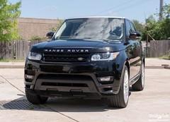 Land Rover - Range Rover Autograph - 2014  (saudi-top-cars) Tags: