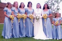 1976-06-19 Paul & Raisa Seliske wedding 4A (JoeSeliske) Tags: wedding ontario london church june st john paul catholic roman divine 19 rc 1976 raisa seliske