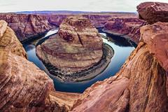Horseshoe Bend - Arizona, USA (alshan) Tags: arizona horse usa bend horseshoebend