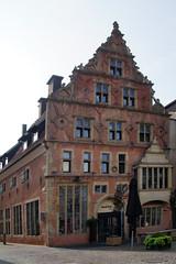 Hansaweg (X9) (dieter.steffmann) Tags: herford neuermarkt weserrenaissance ravensbergerhgelland wulferthaus