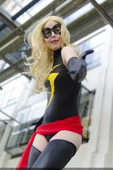 DSC_3175 (Kees Peters) Tags: woman comics spider cosplay ms superheroes marvel 2016 superheroine superheroines