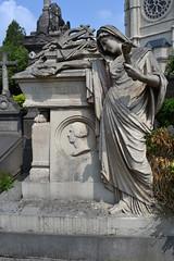 Graf Marie Pleyel, Laken (Erf-goed.be) Tags: mariepleyel graf kerkhof begraafplaats laken brussel archeonet geotagged geo:lon=43539 geo:lat=508795