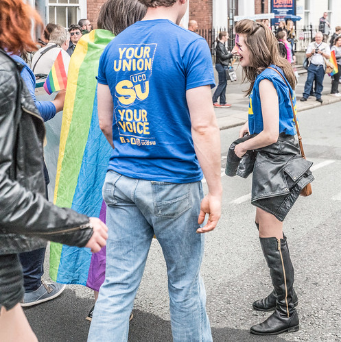 PRIDE PARADE AND FESTIVAL [DUBLIN 2016]-118142