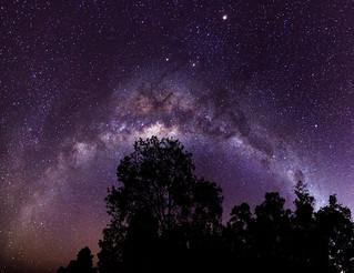Outback Milky Way - Western Australia