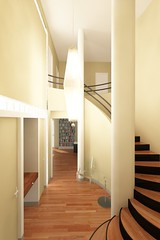 Tarsashaz-Rako_100622_belso-0050 (archisoft.eu) Tags: 3d visualization architect architecture ptsz ptszet tervez tervezs blockofflat trsashz laks flat budapest